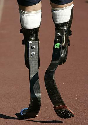Fotos de protesis de pierna