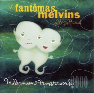 Fantômas ... Millenium+Monsterworks