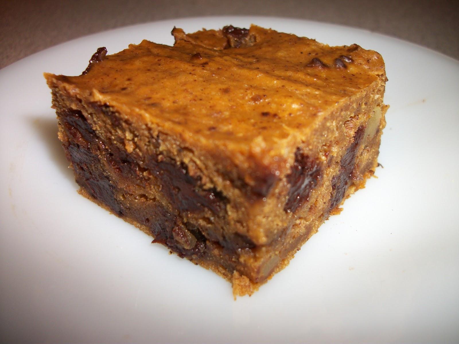 Pumpkin Brownies Recipes — Dishmaps