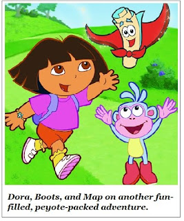 dora Dear Dora, We Need To Talk.