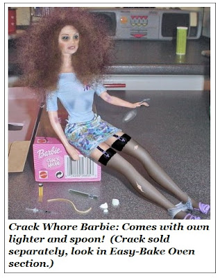 crackwhorebarbie Bratz: I Hate These Dolls