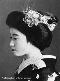 Geisha Women History