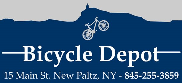 Bicycle Depot - New Paltz's Bike Shop Next to the Rail Trail. 15 Main Street New Paltz, NY 255 3859