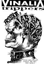 portada del número 1- el primero de Vinalia Trippers