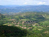 HONDURAS Relieve