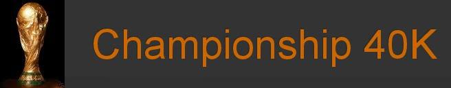 Championship 40K