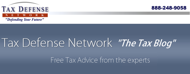 Tax Defense Network, LLC: Tax Debt Help Blog
