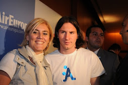 Entrevista con Lionel Messi