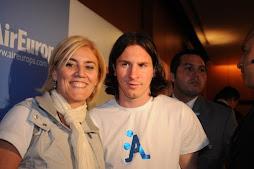 Entrevista con Lionel Messi