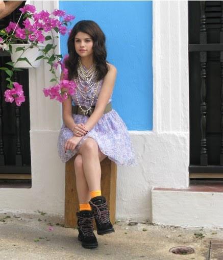 gossip celebrity spanish selena gomes en la teen vogue