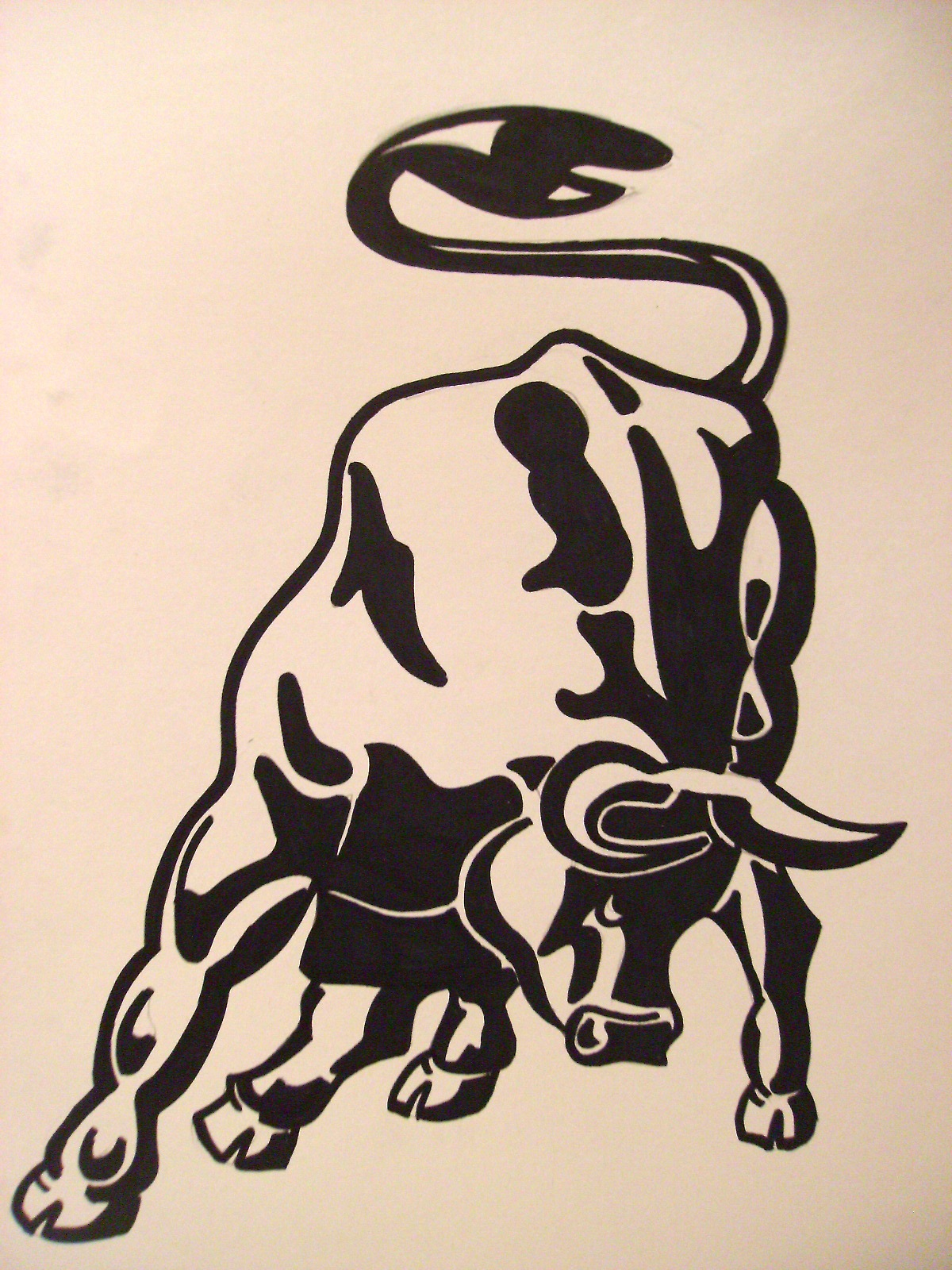 convince me not to get this tattoo tommorrow pic bodybuildingcom forums - Lamborghini Bull Tattoo
