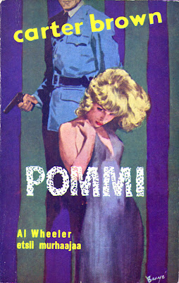 Carter Brown: Pommi (The Bombshell