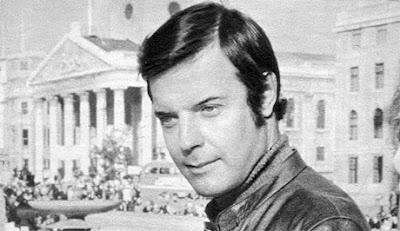 Heikki Kahila Lontoossa vuonna 1971