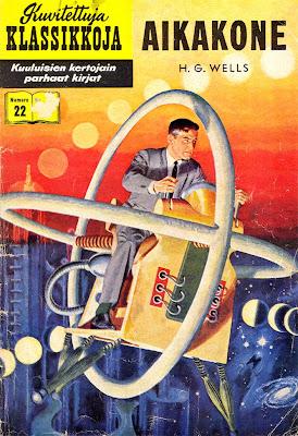 H.G. Wells: Aikakone