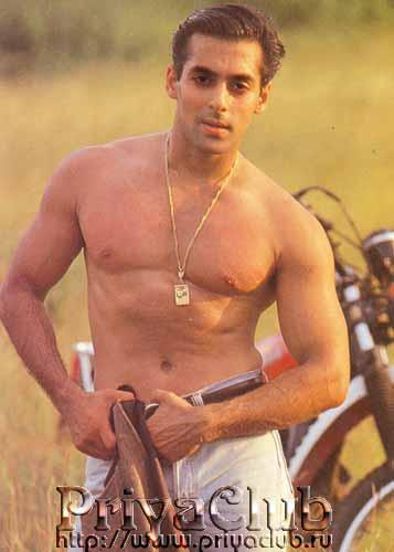 Naked salman khan