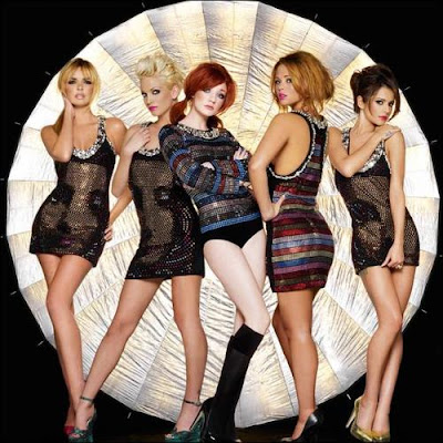 girls aloud tangled up. Girls Aloud were cover girls