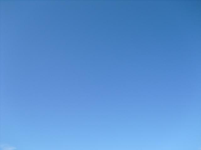 Himlen som den ser ut just nu hos mig