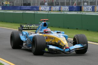 Alonso renault 2004