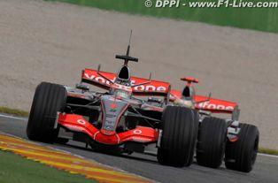 Alonso en mclaren 2007