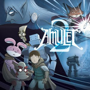 Amulet+books+logo