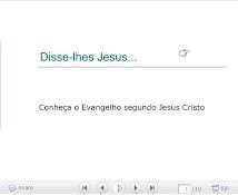 A Chama Pentecostal em Slides