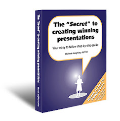 "The ""Secret"" to creating winning presentations."