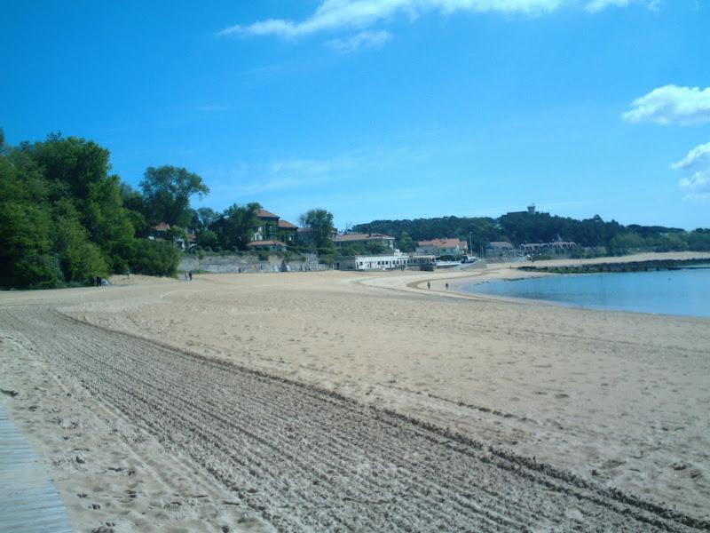 playa de La Magdalena
