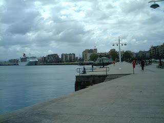 Muelle de Calderón