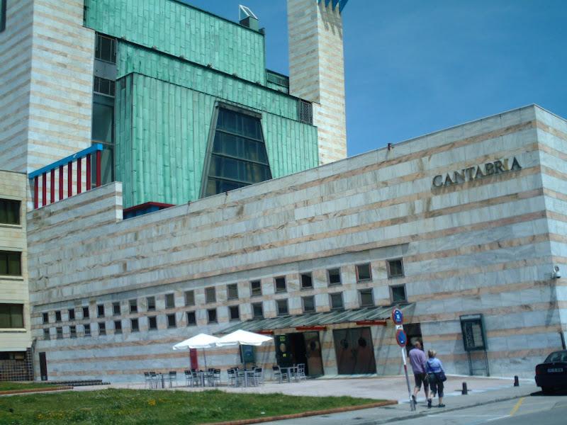 Palacio de Festivales de Santander