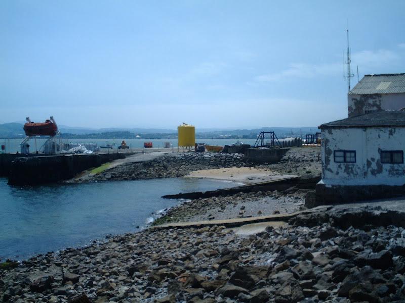 rampas de astilleros de ribera