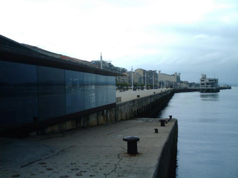 Paseo Marítimo Muelle de Calderón