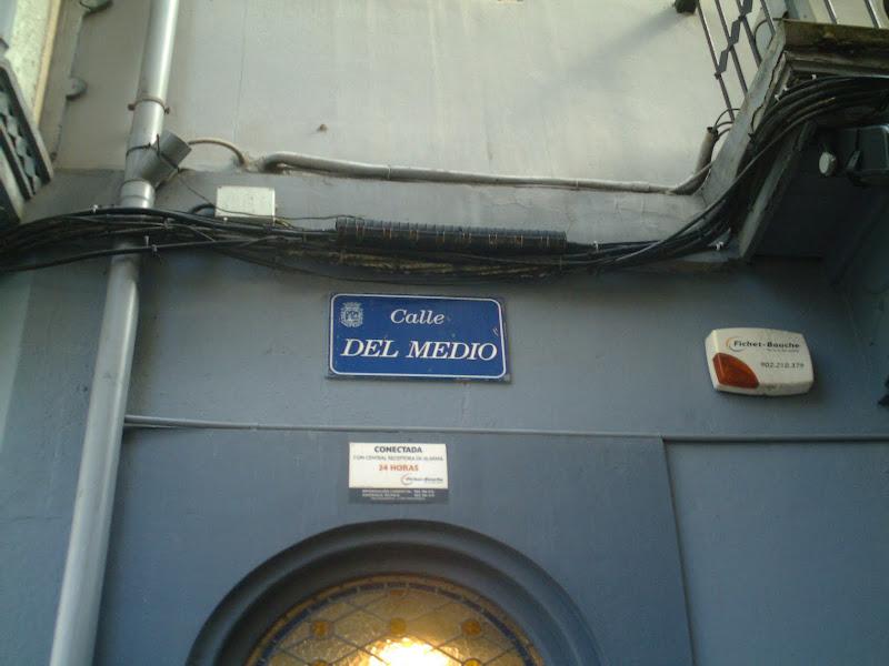 Calle del Medio