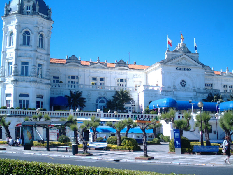 Plaza de Italia Santander
