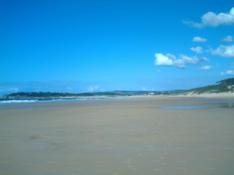 Playa de Somo y de Loredo