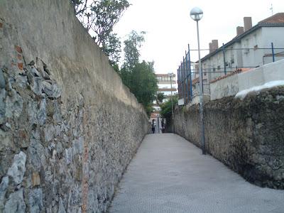 calle Fernando Segura en Santander