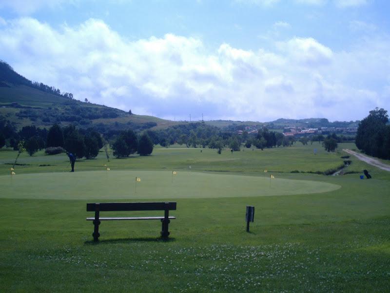 Campo de Golf Abra del Pas