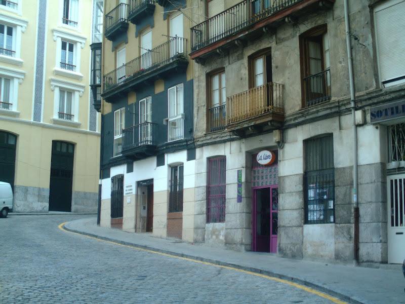 Rampa de Sotileza en Santander