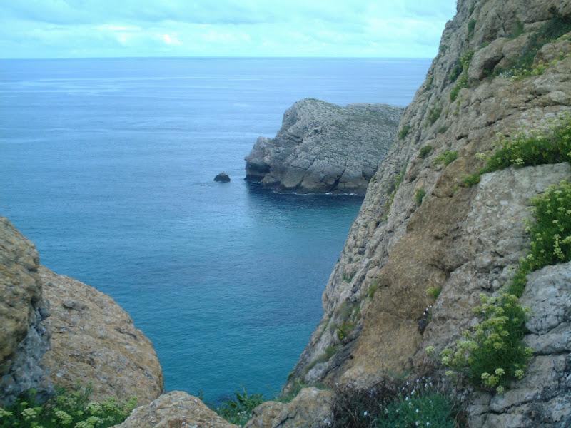 camino de Playa de Somocuevas a Playa del Madero