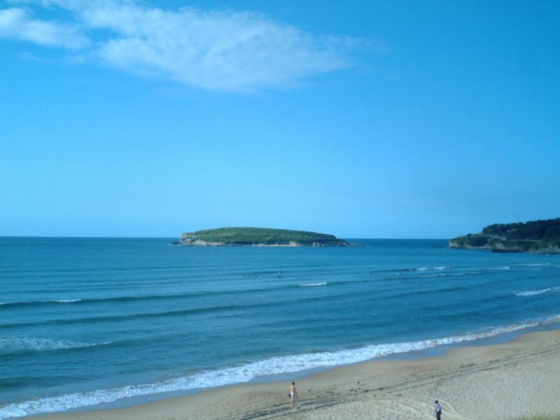 Isla de Santa Marina en Cantabria