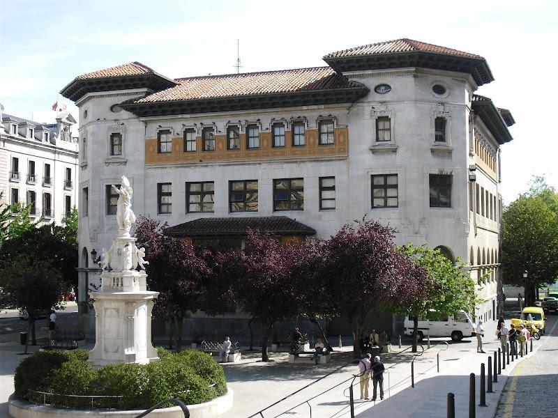 Edificio de Correos en Santander