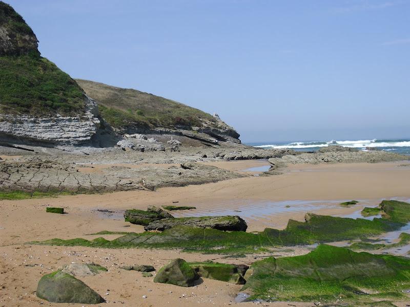 Playa de Robayera en Miengo