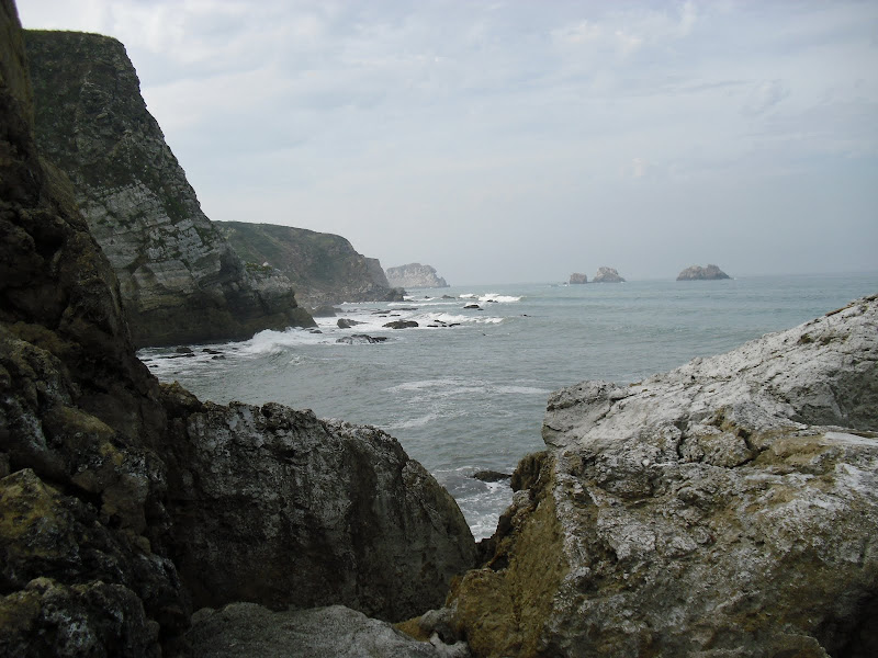 Playa de Usgo en Miengo