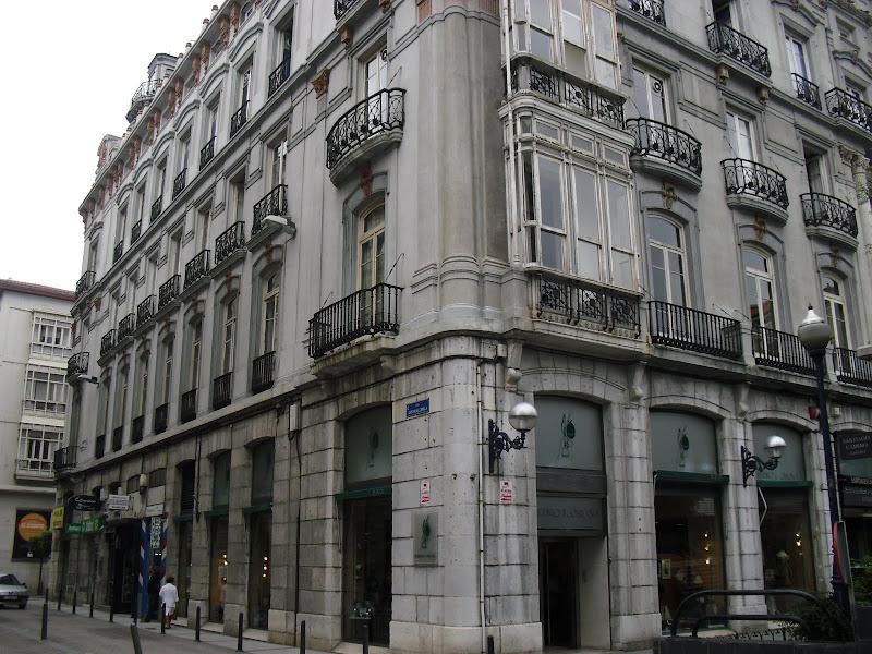 Edificio Casa Pombo en Santander