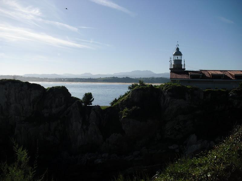 Faro de la Cerda en Santander
