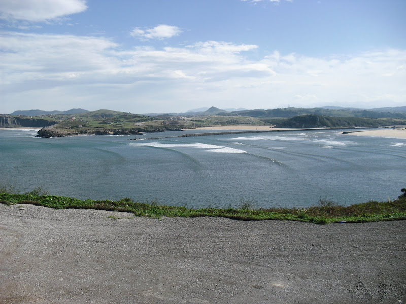 Playa y Costa de Cuchía