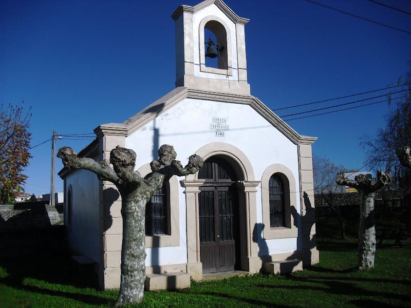 Ermita de San Roque en Cobreces