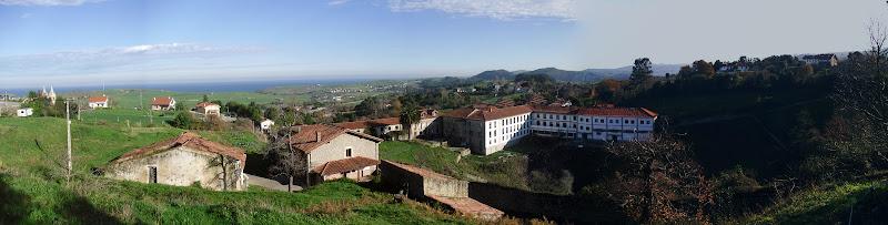 Convento Patrocinio de San Jose en Cobreces