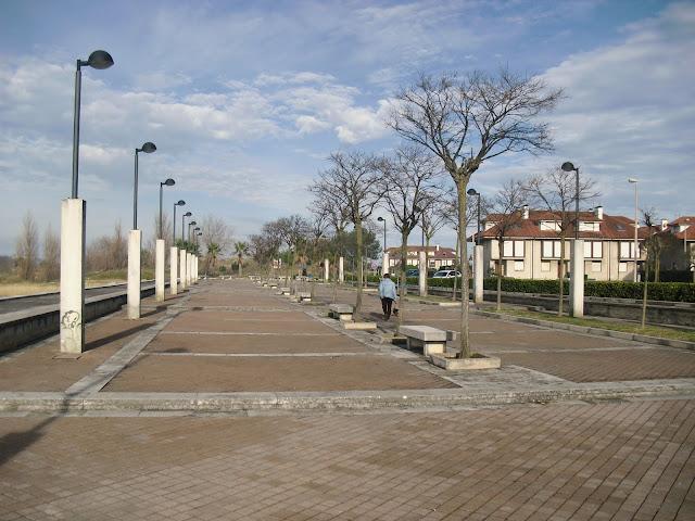 Paseo del Embarcadero de Somo