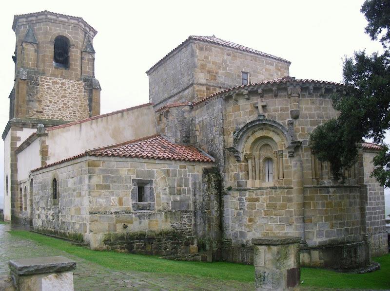 Iglesia de Santa Maria en Bareyo