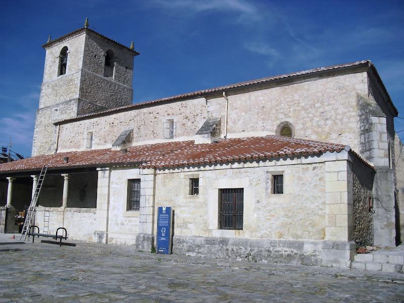 Iglesia de San Juan en Agüero